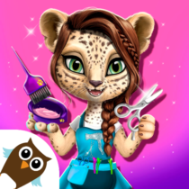 Amys Animal Hair Salon – Cat Fashion Hairstyles 4.0.50010 APK Mod for android Download android app