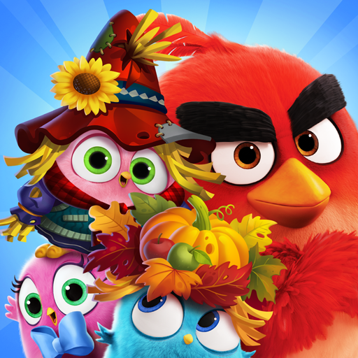Angry Birds Match 3 4.5.0 APK Mod for android Download android app