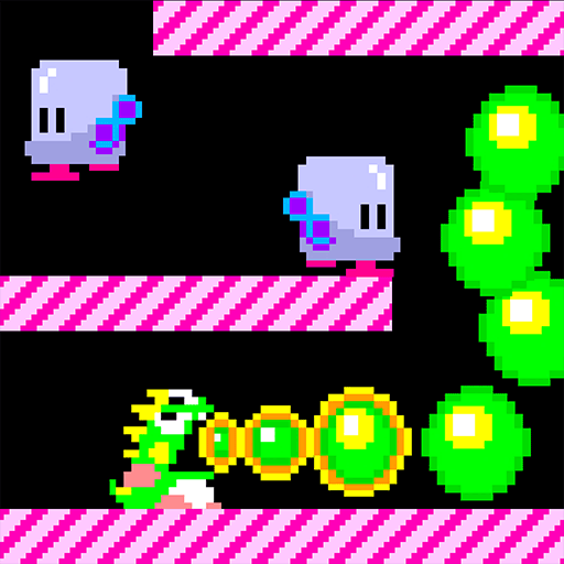 BUBBLE BOBBLE classic 1.1.5 APK Mod for android Download android app