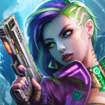 Battle Night Cyber Squad-Idle RPG 1.2.5 APK PROCrack for android Download android app