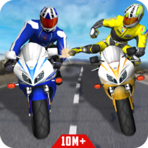 Bike Attack Race Highway Tricky Stunt Rider 5.1.06 APK Mod for android Download android app