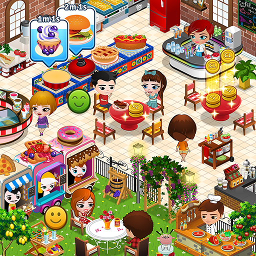 Cafeland – World Kitchen 2.1.53 APK Mod for android Download android app
