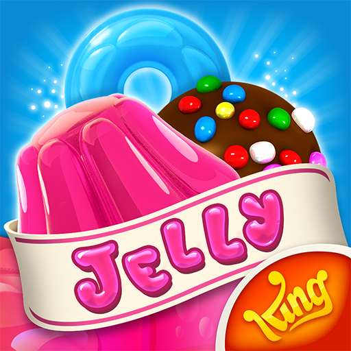 Candy Crush Jelly Saga APK PROCrack for android Download android app