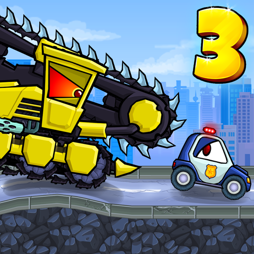 Car Eats Car 3 Racing Simulator – Fast Drive 2.6 APK PROCrack for android Download android app