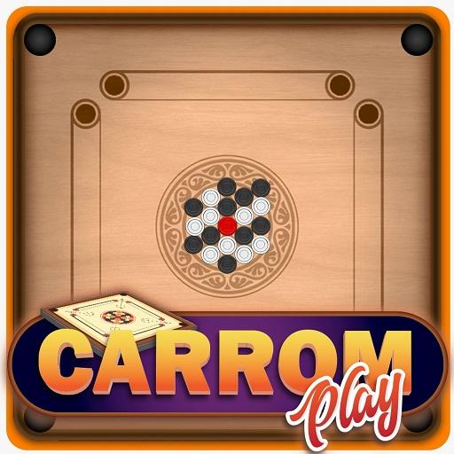Carrom Play – Carrom Board Pool Game 15.0 APK Mod for android Download android app