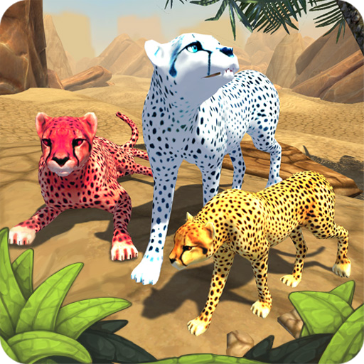 Cheetah Family Sim – Animal Simulator 7.0 APK Mod for android Download android app