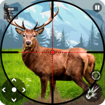 Deer Hunting Sniper Shooting Game Hero 2020 3D 1.0 APK Mod for android Download android app