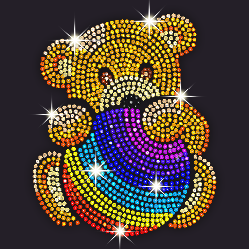 Diamond Coloring – Sequins Art Paint by Numbers 1.3.6 APK Mod for android Download android app