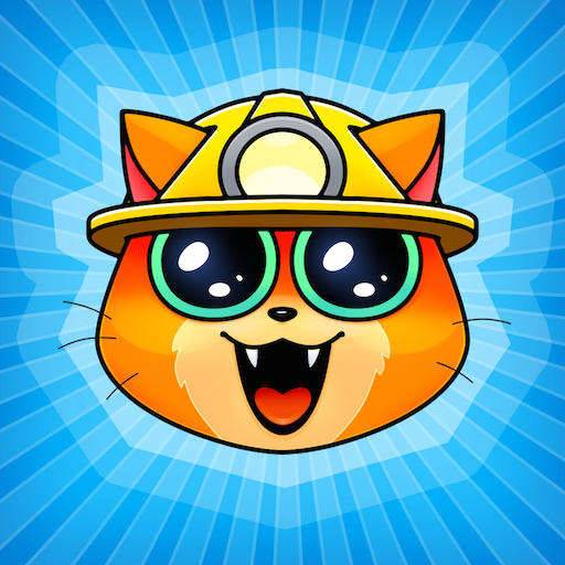 Dig it – idle cat miner tycoon 1.39.5 APK PROCrack for android Download android app