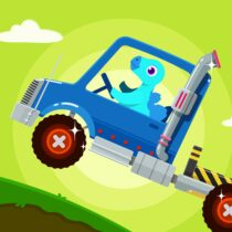 Dinosaur Truck – Car Games for kids 1.2.0 APK Mod for android Download android app
