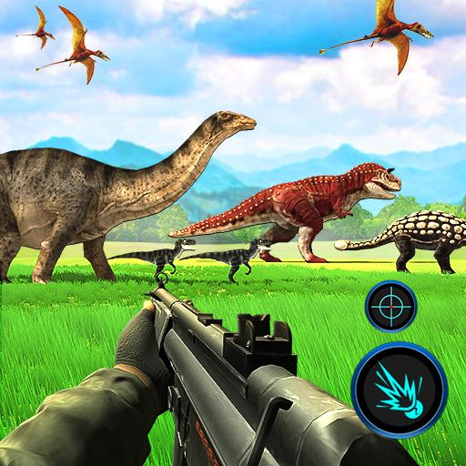 Dinosaurs Hunter Wild Jungle Animals Safari 3.4 APK Mod for android Download android app