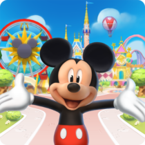 Disney Magic Kingdoms Build Your Own Magical Park 5.5.0l APK PROCrack for android Download android app
