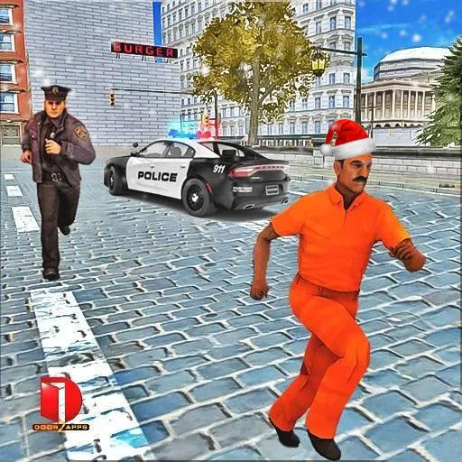 Drive Police Car Gangsters Chase Free Games 2.0.08 APK Mod for android Download android app
