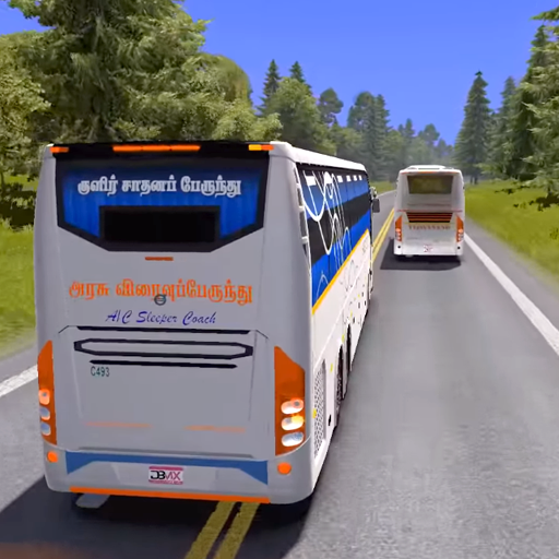 Euro Coach Bus Simulator 2020 Bus Driving Games 1.1 APK PROCrack for android Download android app