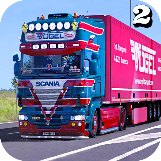 Euro Truck Transport Simulator 2 Cargo Truck Game 1.3 APK PROCrack for android Download android app