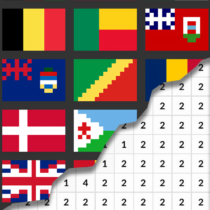 Flags Coloring By Number – Pixel 8.0 APK PROCrack for android Download android app