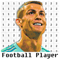 Football Player Coloring By Number – Pixel 8.0 APK PROCrack for android Download android app