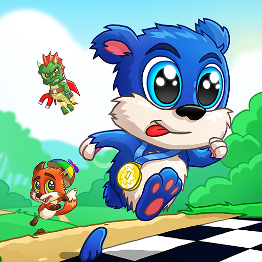 Fun Run 3 – Multiplayer Games 3.9.7 APK PROCrack for android Download android app
