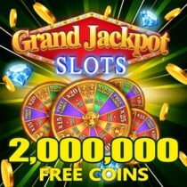 Grand Jackpot Slots – Pop Vegas Casino Free Games 1.0.45 APK Mod for android Download android app