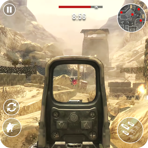 Gun Strike Fire FPS Free Shooting Games 2020 1.2.0 APK Mod for android Download android app