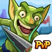 Hero of Empire Clash Kingdoms RTS 1.06.00 APK PROCrack for android Download android app