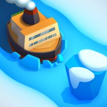 Icebreakers – idle clicker game about ships 0.91 APK Mod for android Download android app