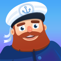 Idle Ferry Tycoon – Clicker Fun Game 1.6.4 APK Mod for android Download android app