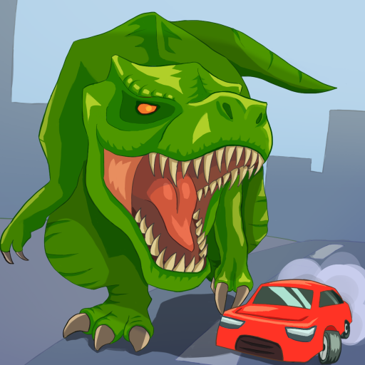 Jurassic Dinosaur City rampage 2.6 APK Mod for android Download android app