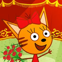Kid-E-Cats Circus Games Three Cats for Children APK Mod for android Download android app