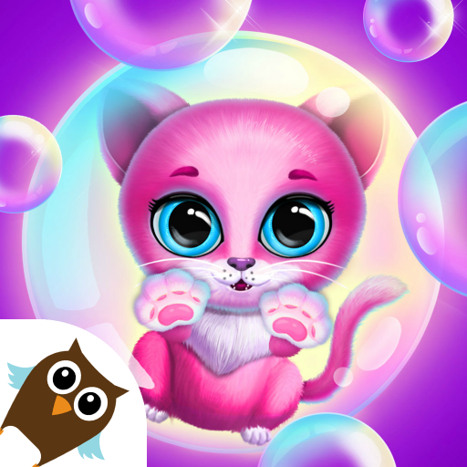 Kiki Fifi Bubble Party – Fun with Virtual Pets 1.1.27 APK Mod for android Download android app