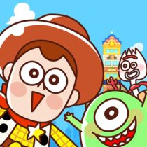 LINE Pixar Tower 1.4.5 APK Mod for android Download android app