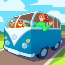 Life Simulator Road Trip Life 1.2.3 APK Mod for android Download android app