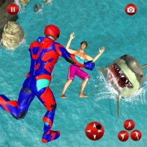 Light Police Speed Hero Robot Rescue Mission 1.13 APK Mod for android Download android app