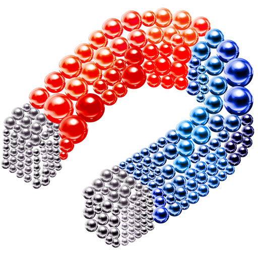 Magnetic Balls Color By Number – Magnet Bubbles 1.13 APK PROCrack for android Download android app