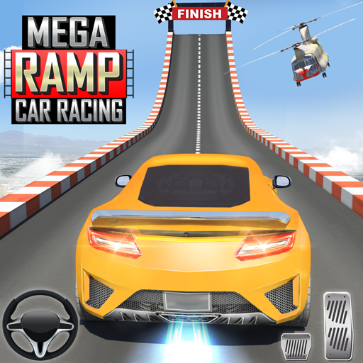 Mega Ramp Car Stunts Racing Impossible Tracks 3D 2.3.2 APK PROCrack for android Download android app