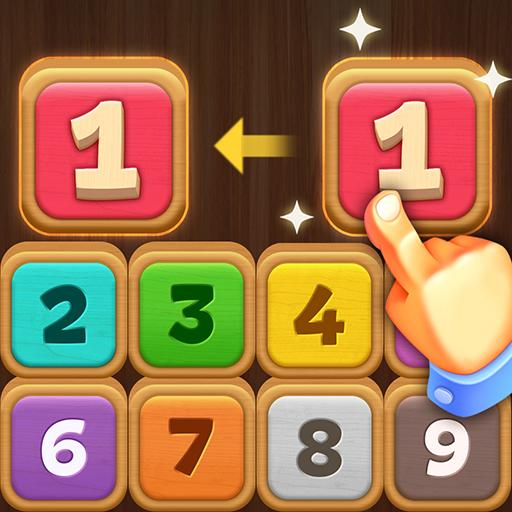 Merge Wood Block Puzzle 2.1.1 APK Mod for android Download android app