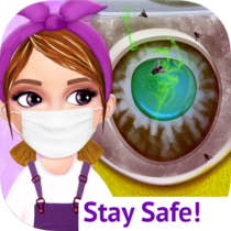 Messy House Cleanup Girls Home Cleaning Activities 7.0.3 APK Mod for android Download android app