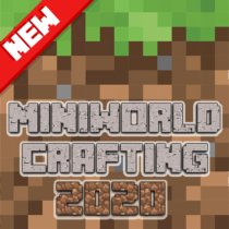 Mini World Block Craft Survival Building 2020 1.4 APK Mod for android Download android app