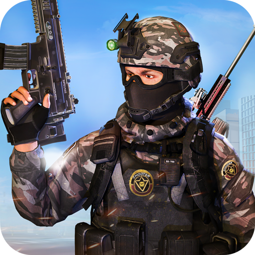 Mountain Sniper Shooter strike FPS Shooting Games 2.6 APK Mod for android Download android app