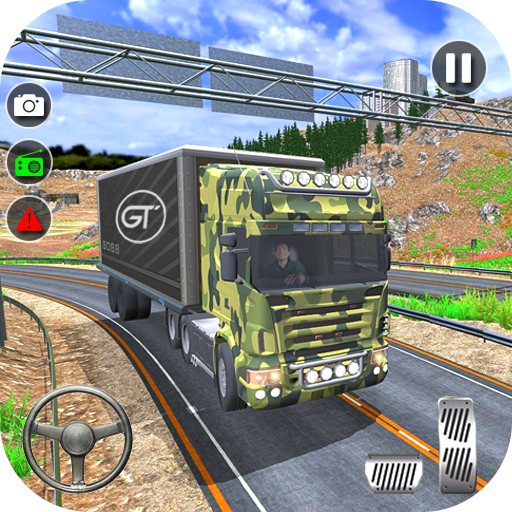 Mountain Truck Simulator Truck Games 2020 1.0 APK Mod for android Download android app