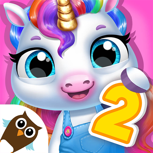 My Baby Unicorn 2 – New Virtual Pony Pet 1.0.49 APK Mod for android Download android app