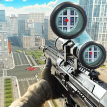 New Sniper Shooter Free offline 3D shooting games 1.83 APK Mod for android Download android app