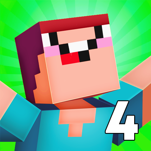 Noob vs Pro vs Hacker 4 Lucky Block 1.9 APK Mod for android Download android app