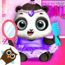 Panda Lu Baby Bear City – Pet Babysitting Care 5.0.10001 APK Mod for android Download android app