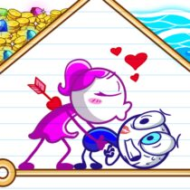 Pencil Boy – Pull The Pin Rescue Princess 1.0 APK PROCrack for android Download android app