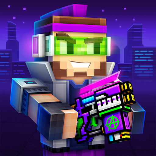Pixel Gun 3D FPS Shooter Battle Royale 19.0.1 APK Mod for android Download android app