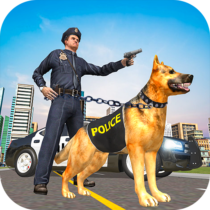 Police Dog Game Criminals Investigate Duty 2020 1.1 APK Mod for android Download android app
