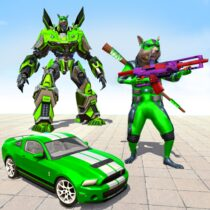 Rat Robot Hero Transform Car Robot Shooting Games 1.1 APK PROCrack for android Download android app
