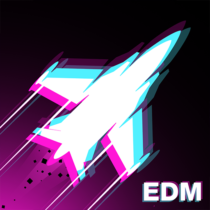 Rhythm Flight EDM Music Game 0.8.4 APK PROCrack for android Download android app