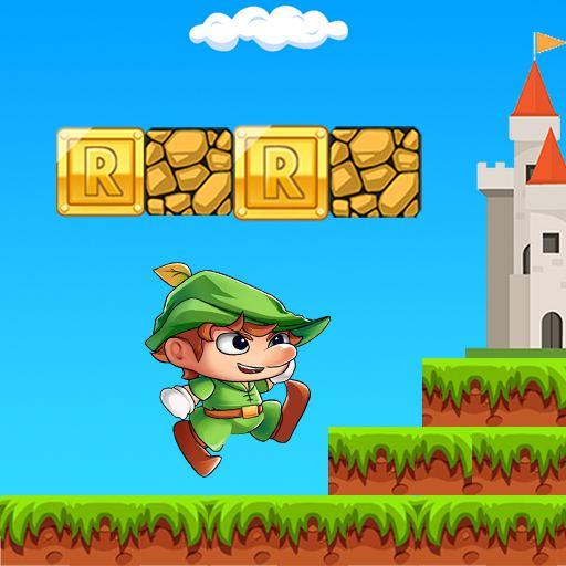 Robin Jungle World – Classic Adventure Game 1.1.2 APK Mod for android Download android app